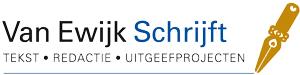 Van Ewijk Schrijft Logo